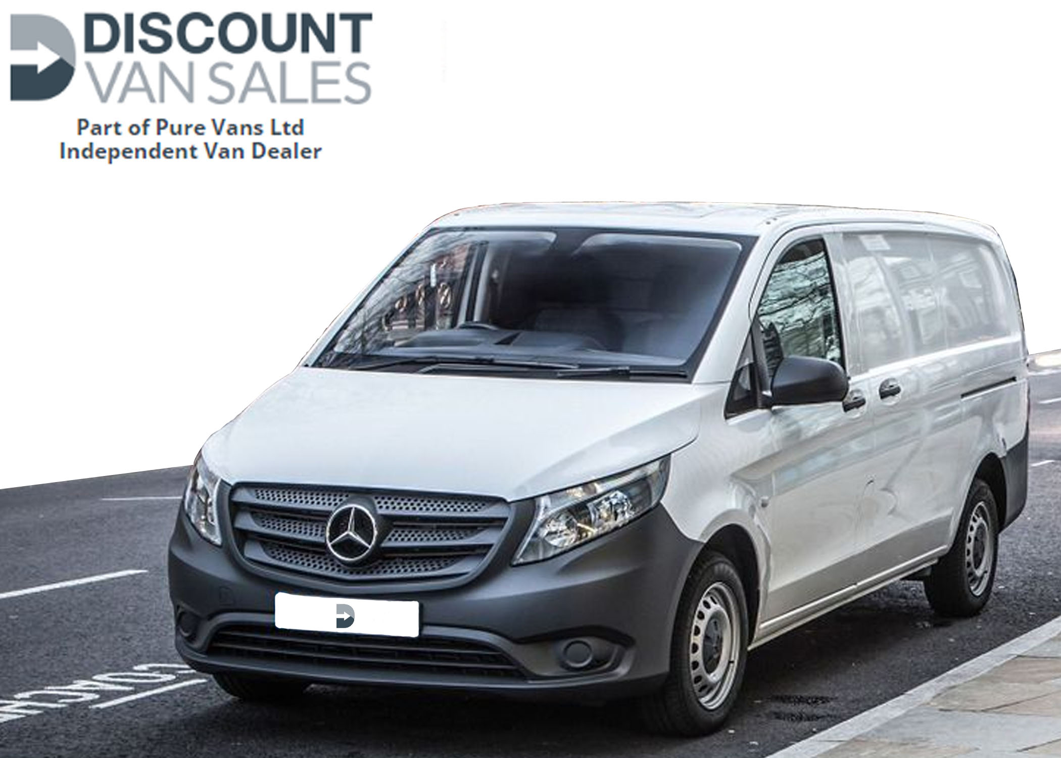 ab89cd78cd Mercedes Vito FWD Extra Long Pure