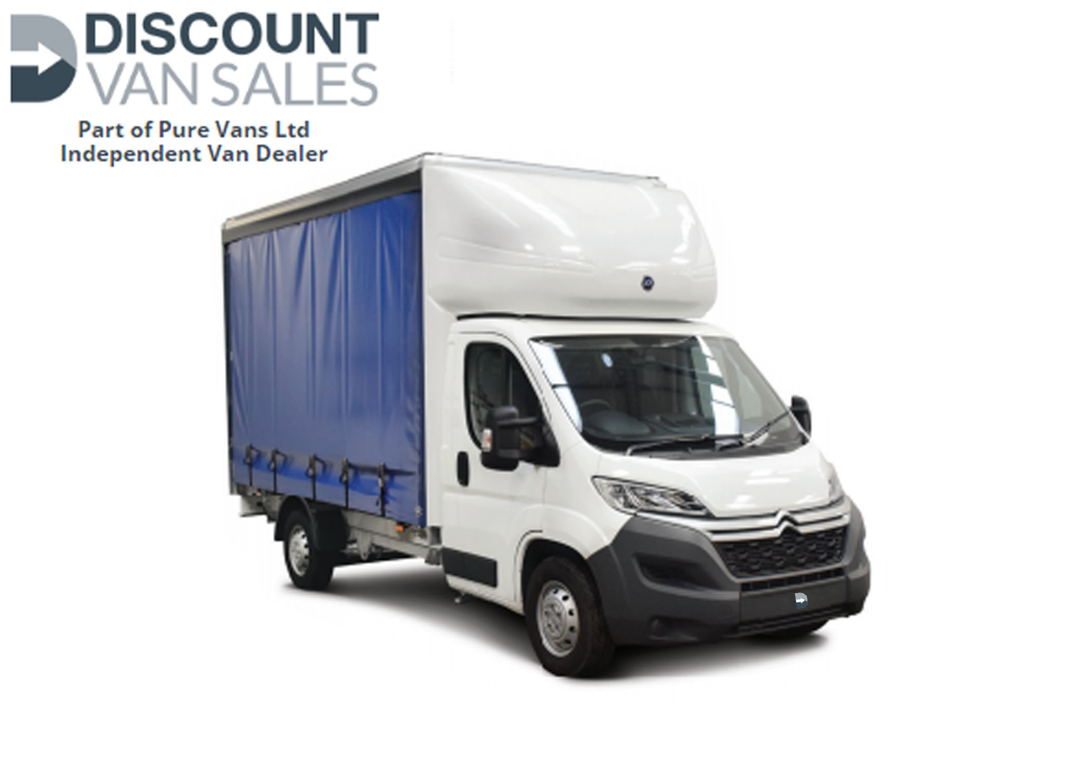 CITROEN RELAY L3 160PS CURTAIN SIDE front.jpg
