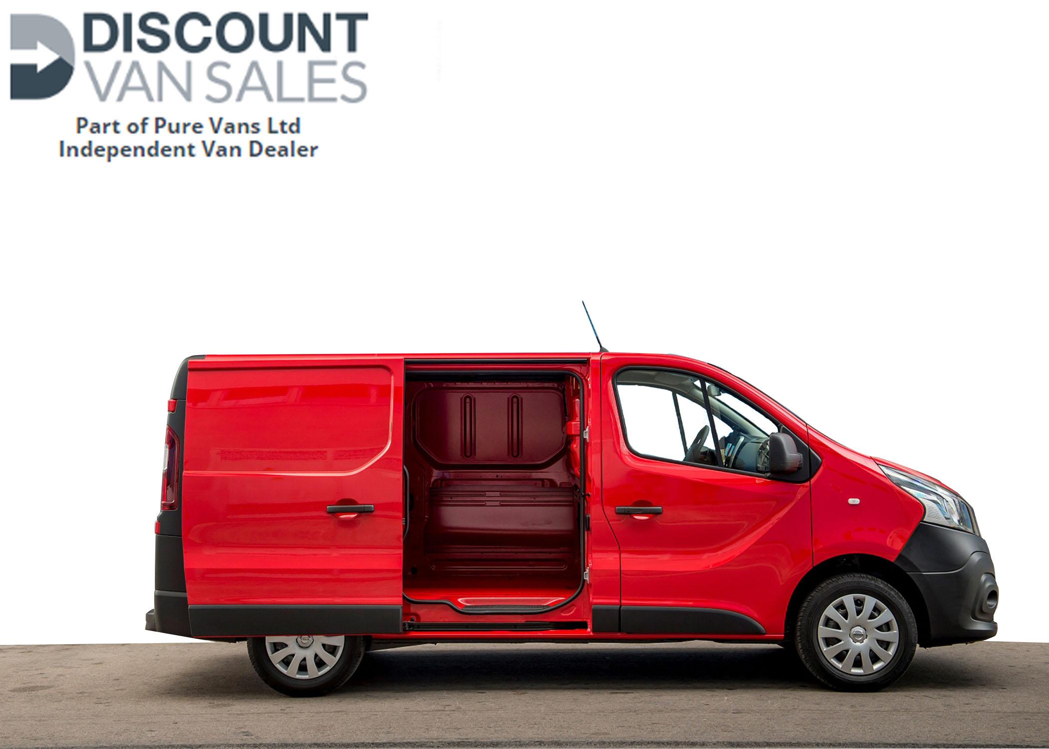 Nissan Nv300 Tekna Discount Van Sales