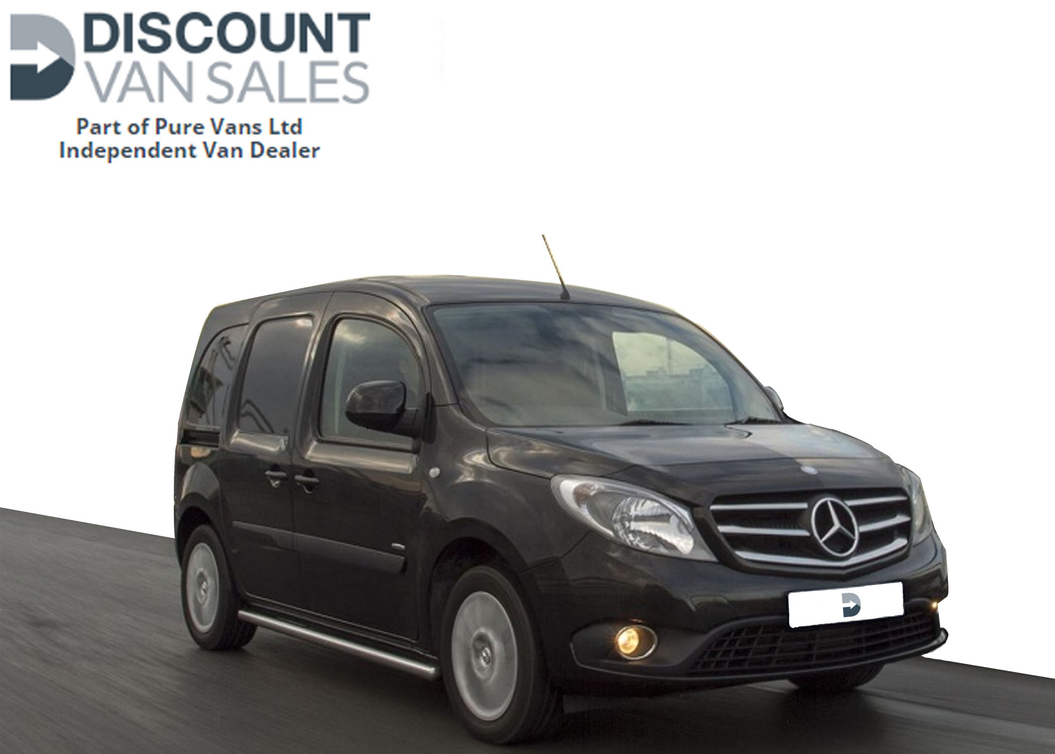 mercedes citan extra long discount van sales. Black Bedroom Furniture Sets. Home Design Ideas