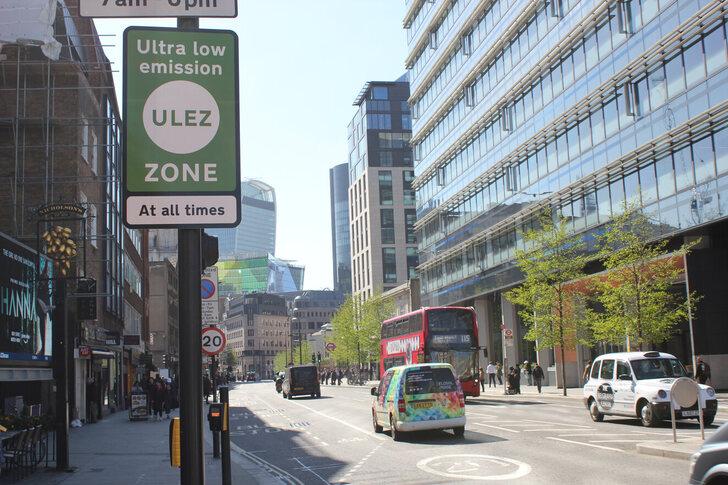 ULEZ Zone
