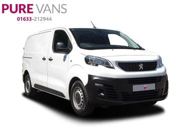 Peugeot Van Range