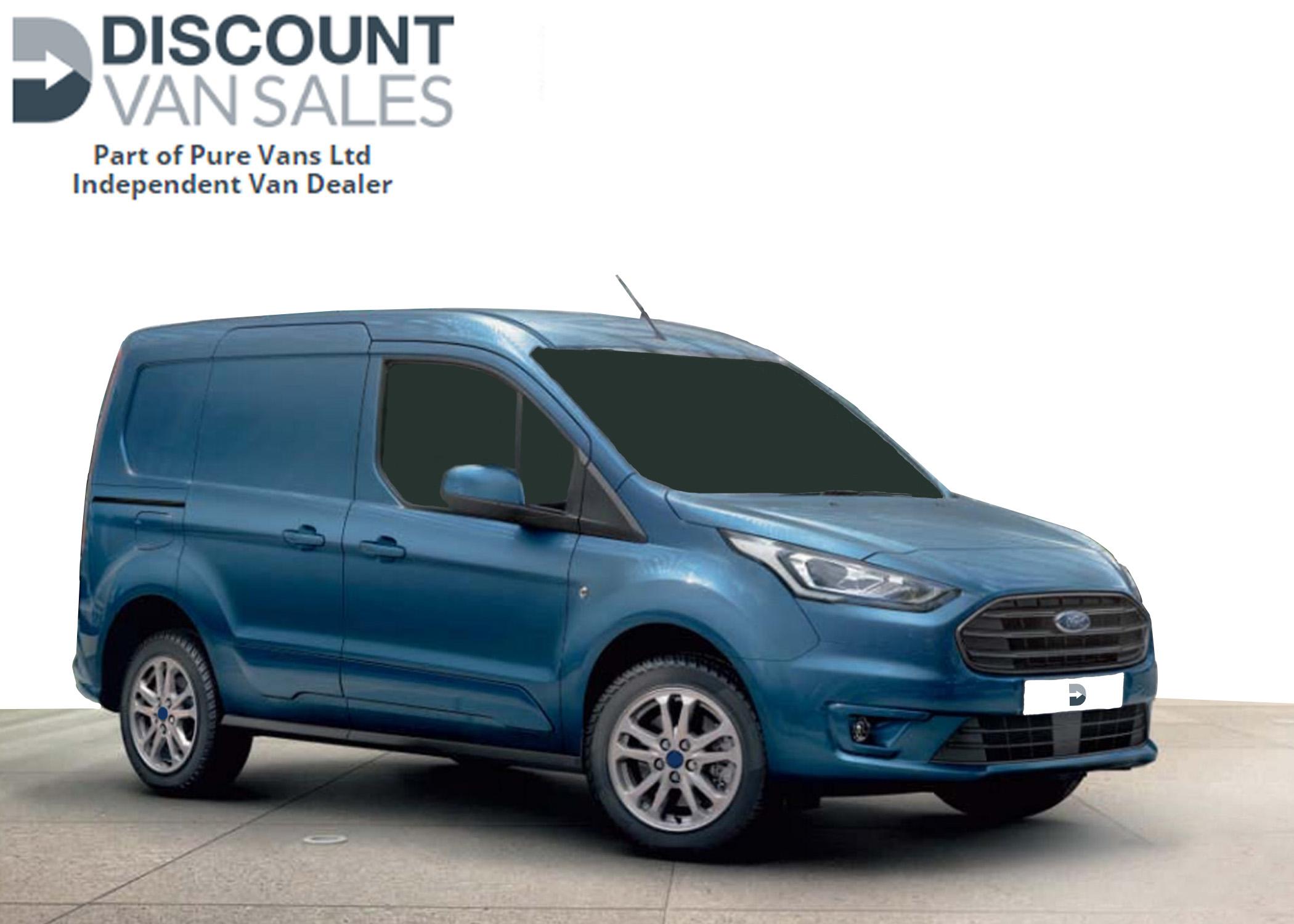 4c5ff86b6261ca Ford Van Stocklist - Discount Van Sales