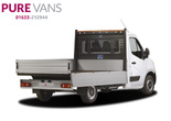 Nissan NV400 Dropside Back View.jpg