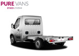 Nissan NV400 Chassis Cab Only back.jpg