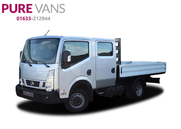 Nissan Nt400 Double Cab Cabstar Dropside .jpg